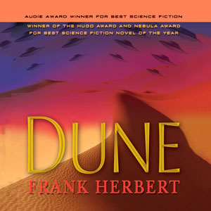 Dune audiobook by Frank Herbert