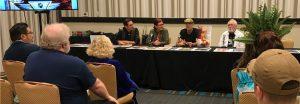 Illustrators of the Future judges: Ciruelo, Echo Chernik, Stephan Martiniere and Larry Elmore