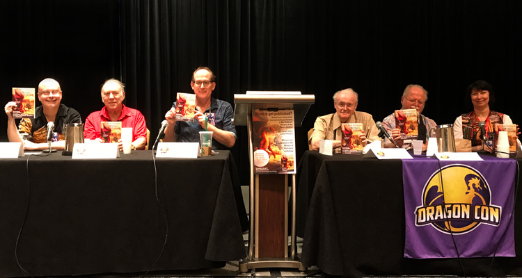 Writers of the Future panel of judges