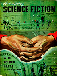 July 1947 issue of Astounding Science Fiction