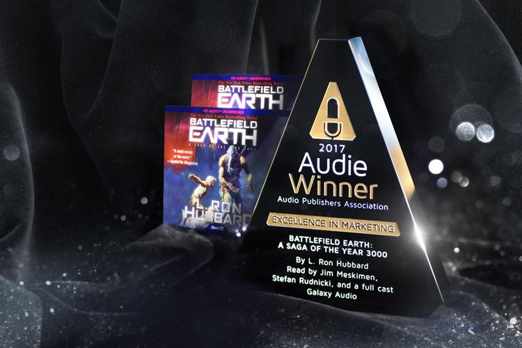 Battlefield Earth audiobook