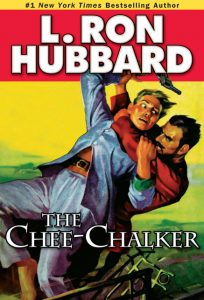 Chee Chalker book cover