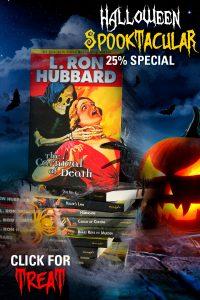 Halloween Spooktacular Package