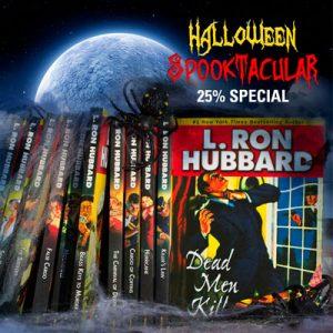 Halloween Spooktacular Special