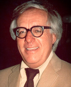 Ray Bradbury, 1975, photo by Alan Light