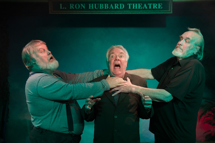 Skip Harris, Phil Proctor and Bobb Lynes in Dead Men Kill
