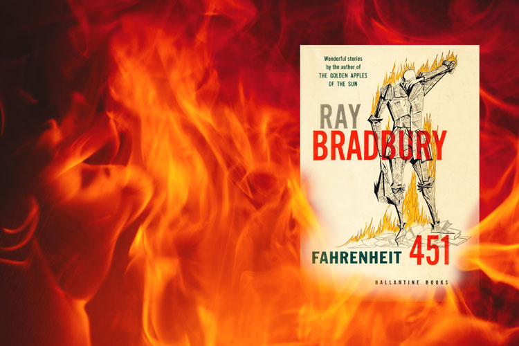 The Story Behind Fahrenheit 451 Galaxy Press
