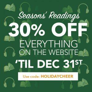 Seasons' Readings - 30% Off