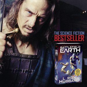 Battlefield Earth - the science fiction bestseller