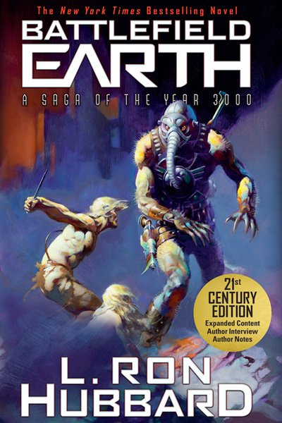 Battlefield Earth mass market edition