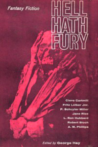 Hell Hath Fury book cover