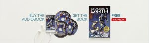 Buy the Battlefield Earth audiobook, get the book free.
