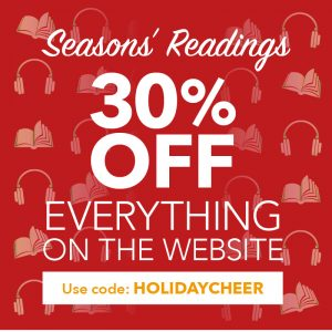 Seasons' Readings 30% Off
