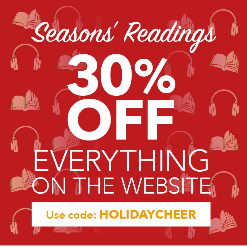 Seasons' Readings 30% Off