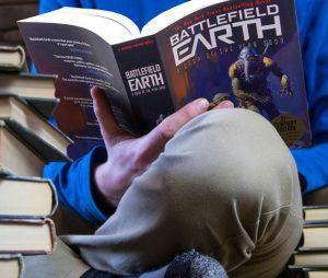 Battlefield Earth gift for teen book