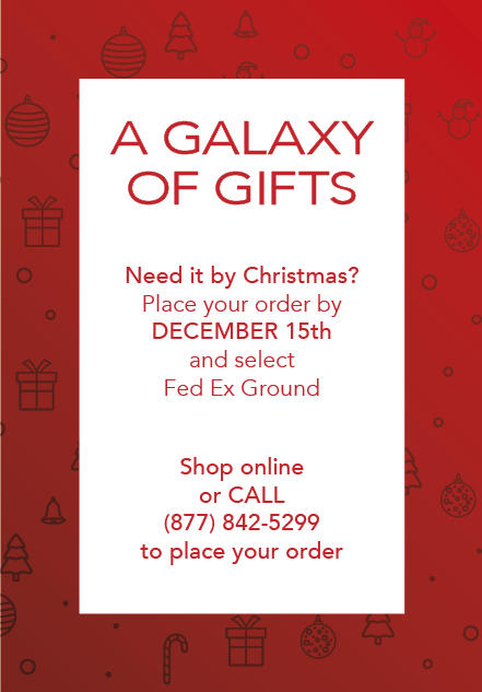 A Galaxy of Gifts