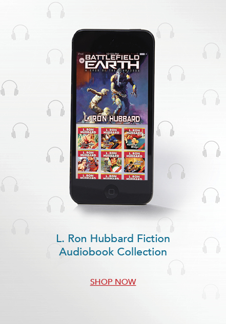L. Ron Hubbard Fiction Audiobook Collection
