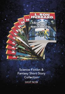 Sci-Fi & Fantasy Short Story collection