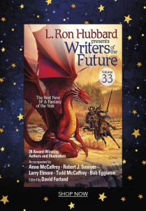 L. Ron Hubbard Presents Writers of the Future Vol 33