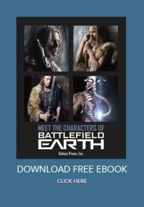 Meet the Characters of Battlefield Earth offer