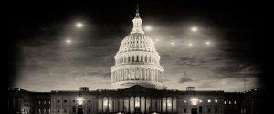 UFOs over Washington, DC, 1952
