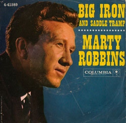 Big Iron and Saddle Tramp album by Marty Robbins