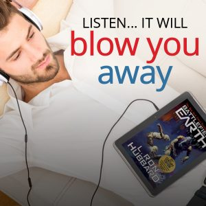 Battlefield Earth audiobook - Listen... it will blow you away