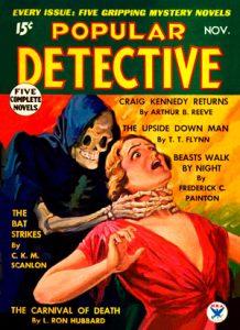 Popular Detective Magazine