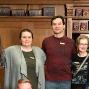 Meet the new faces of sci-fi and fantasy: Erik Bundy; Jeremy TeGrotenhuis; Diana Hart; Eneasz Brodski; N.R.M. Roshak; Janey Bell; Darci Stone; Cole Hehr; Jonathan Ficke; Amy Henrie Gillett; Erin Cairns; Vida Cruz