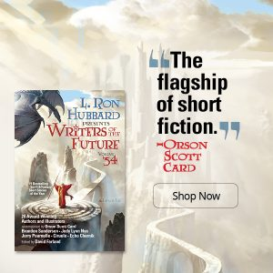 Writers of the Future Vol 34 - Shop Now