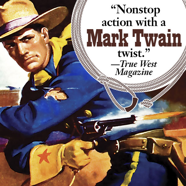Nonstop action with a Mark Twain twist.