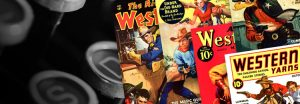 Western stories by L. Ron Hubbard