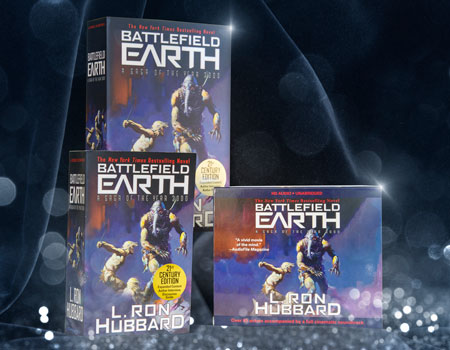 Battlefield Earth package