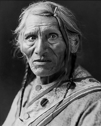 Old Tom, Blackfoot medicine man
