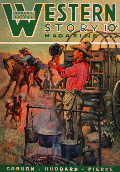 Come and Get It, published in 1938 in Western Story Magazine