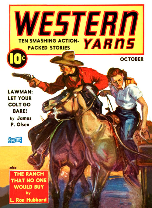 The Ranch That No One Would Buy, published in 1939 in Western Yarns