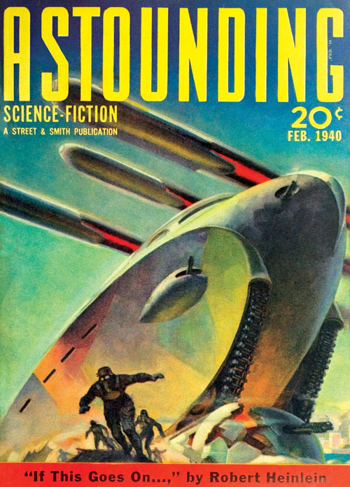 The Professor Was a Thief, published in 1940 in Astounding Science-Fiction