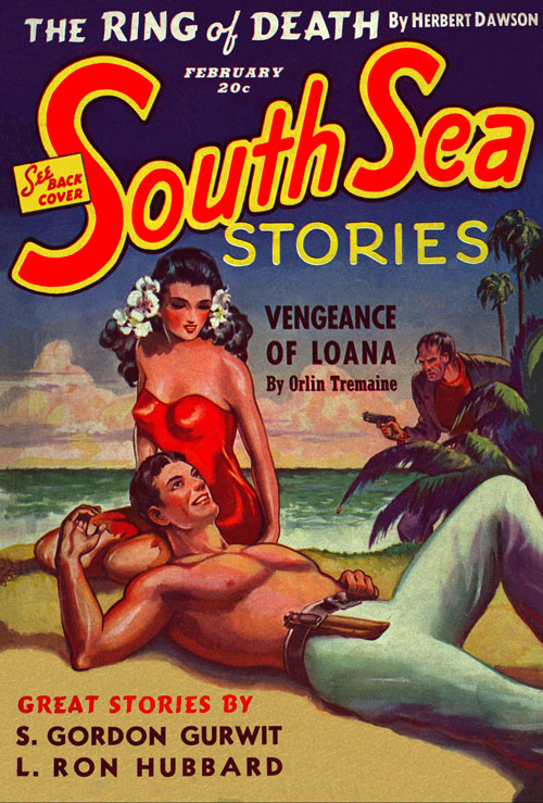 The Small Boss of Nunaloha, published in 1940 in South Sea Stories