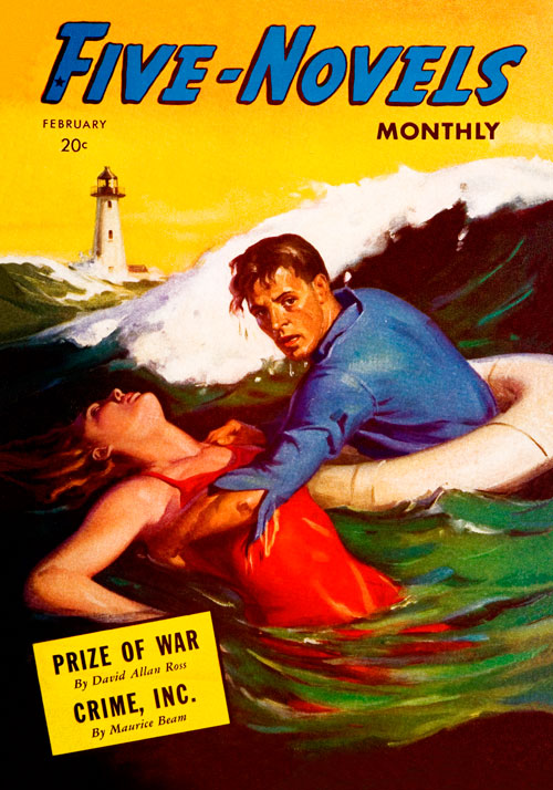 If I Were You, published in 1940 in Five-Novels Monthly