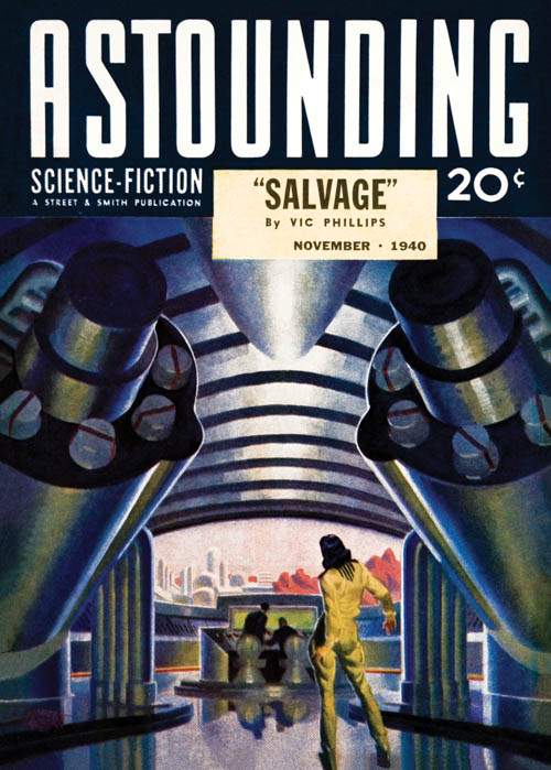 One Was Stubborn, published in 1940 in Astounding Science-Fiction
