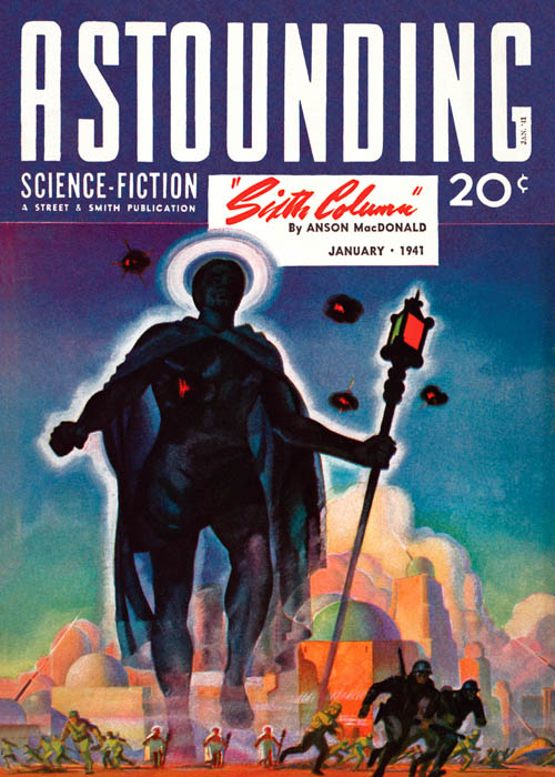 The Traitor, published in 1941 in Astounding Science-Fiction