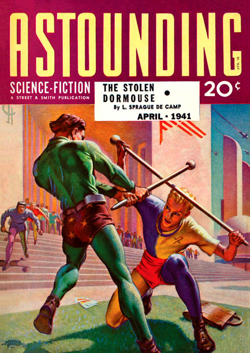 The Mutineers, published in 1941 in Astounding Science-Fiction