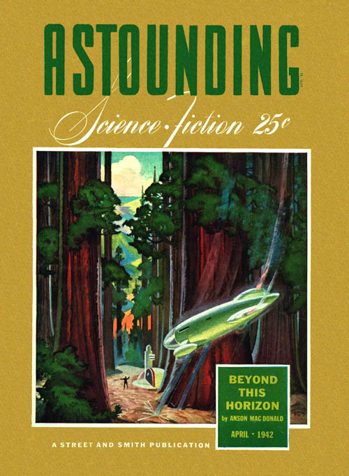 Strain, published in 1942 in Astounding Science-Fiction