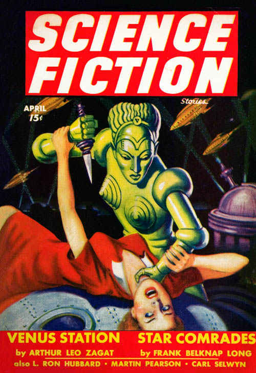 The Great Secret, published in 1943 in Science Fiction
