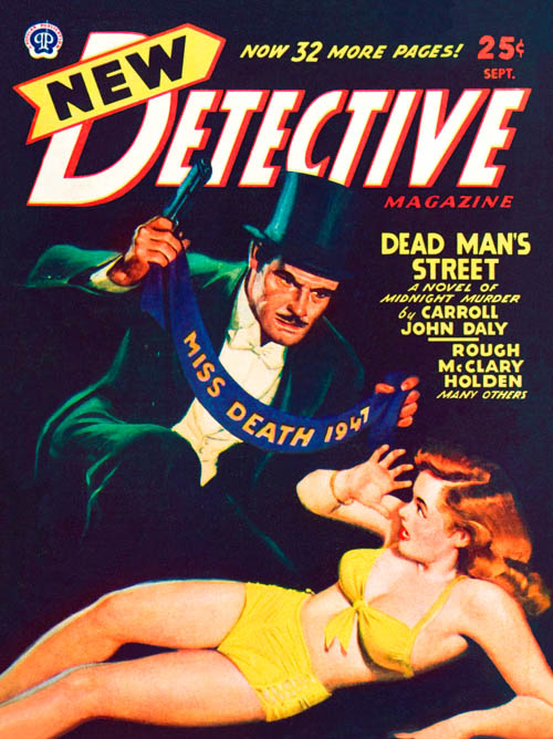 Killer's Law, published in 1947 in Detecitve Magazine