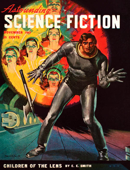 The Expensive Slaves, published in 1947 in Astounding Science Fiction