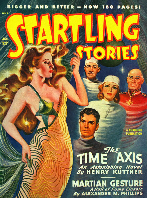 Forbidden Voyage, published in 1949 in Startling Stories