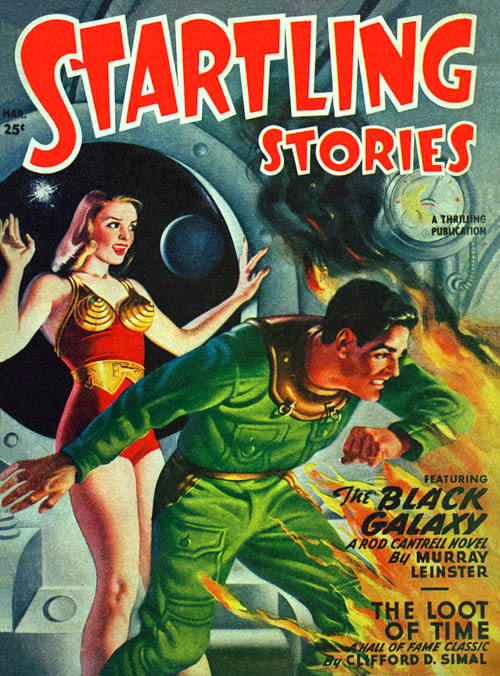 The Magnificent Failure, published in 1949 in Startling Stories
