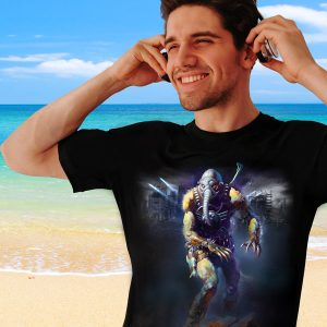 Battlefield Earth free t-shirt offer
