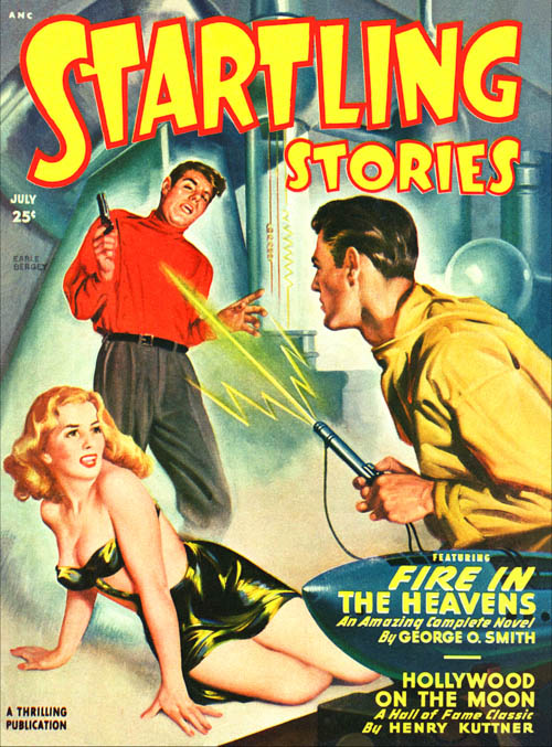 The Unwilling Hero, published in 1949 in Startling Stories